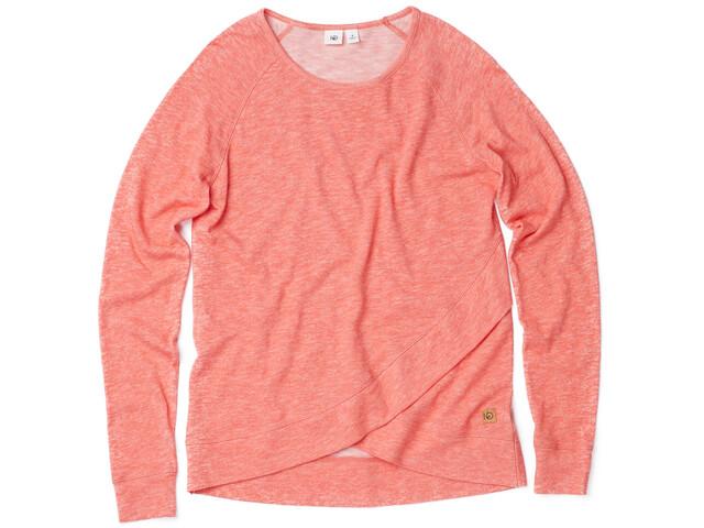 tentree Acre T-shirt à manches longues Femme, porcelain rose